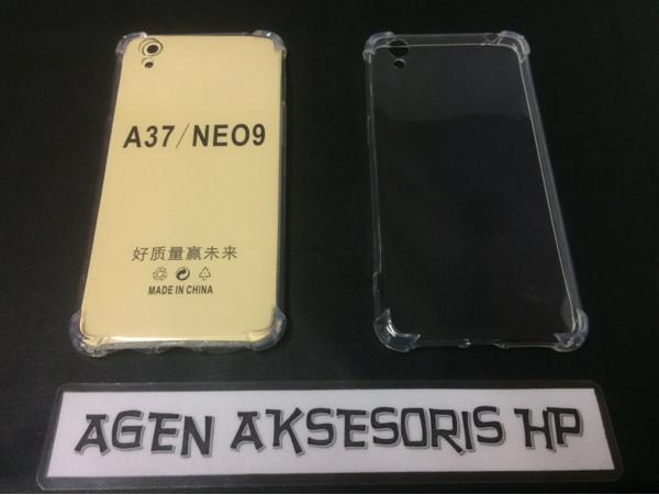 Case ANTI CRACK Oppo Neo 9 A37 A37F 5.0 inchi Softcase ANTI SHOCK