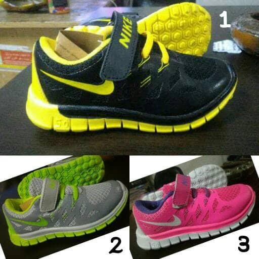 Jual Sepatu Anak Nike Free Kids Sepatu Anak Sekolah Nike Free Sepatu ... b0591fe469