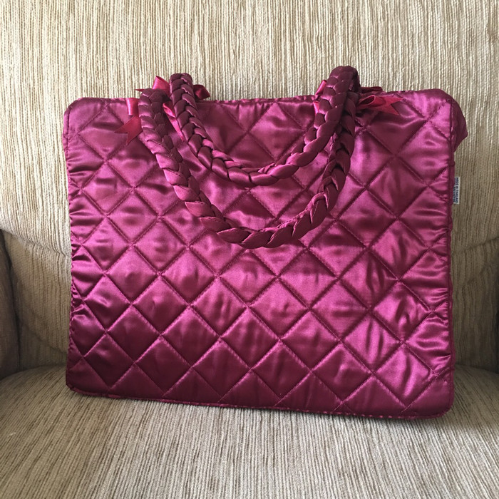 harga Tas tangan naraya satin thailand travelling shoulder bag ori asli Tokopedia.com
