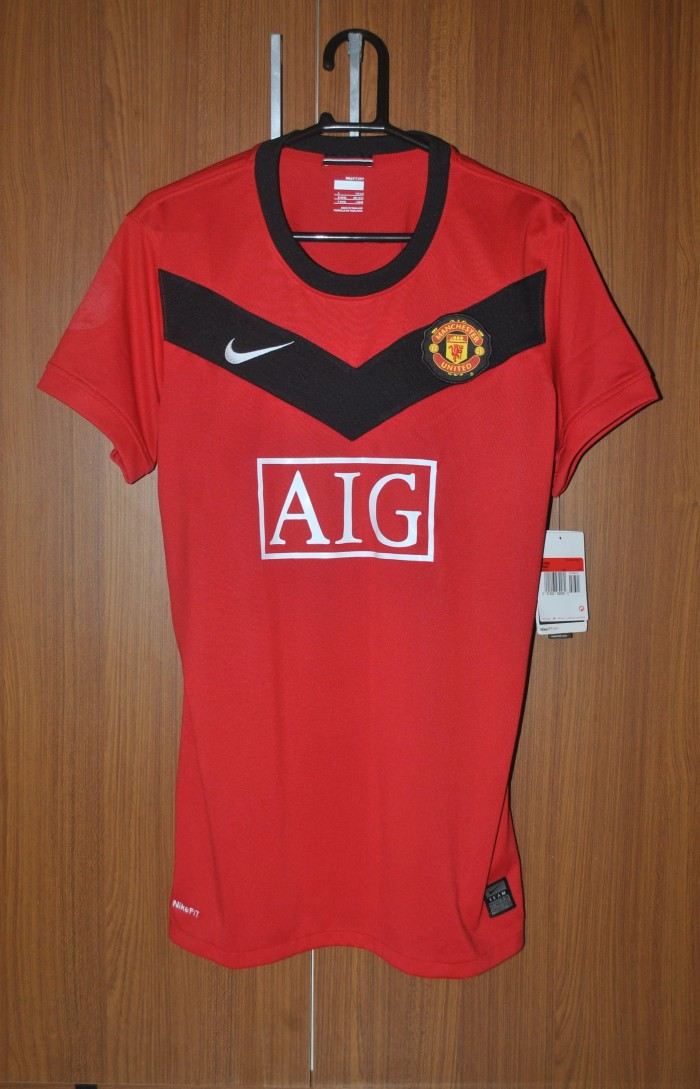 f0cd4b4dc Jual Original Manchester United 2009 2010 Home Jersey Women Ladies ...