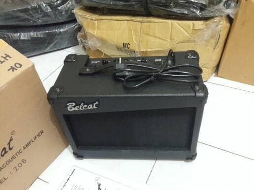 harga Ampli gitar bass belcat 20b mantap Tokopedia.com