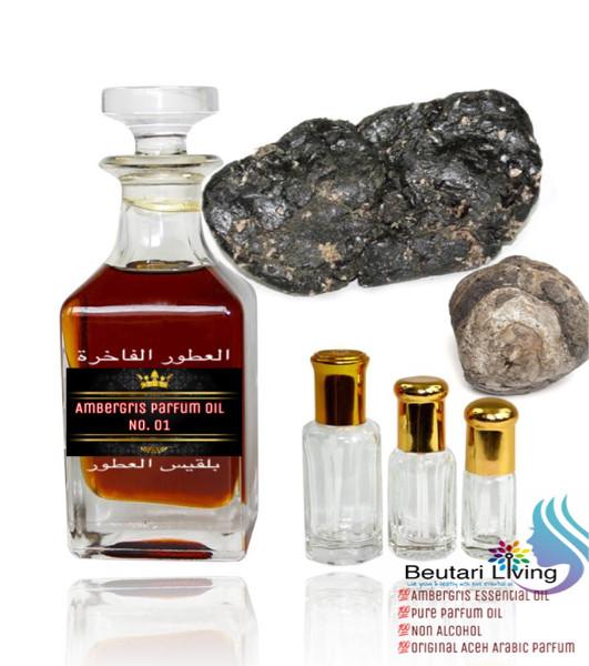 harga 12ml Ambergris Attar Parfume Oil (parfum Minyak Wangi Nabi) Impor Arab Tokopedia.com