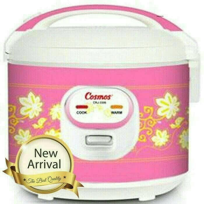 harga Cosmos rice cooker penanak nasi magic com 1,8 l crj 3306 Tokopedia.com
