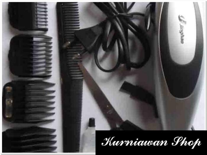 Jual Alat cukur rambut Jing Hao - kurniawan13shop  8f0ef757f8