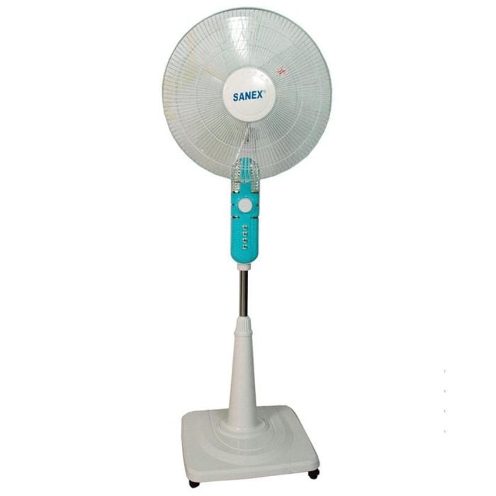 harga Kipas Angin Berdiri 16 Inch Sanex - Stand Fan Sanex Tokopedia.com