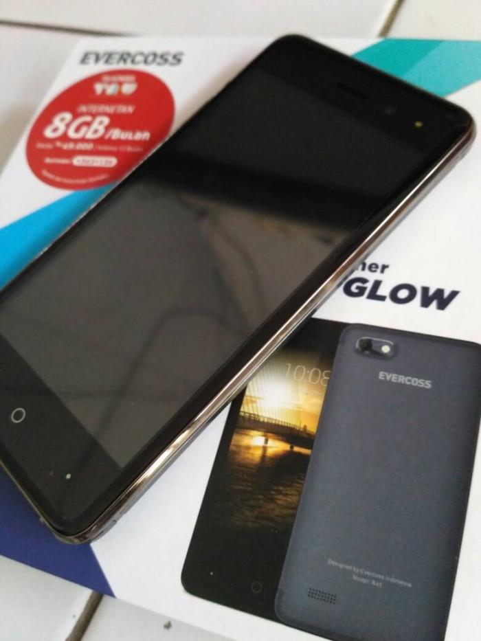 harga Evercoss r45 winner x glow 4.5 inch/ram 1gb/marshmallow Tokopedia.com