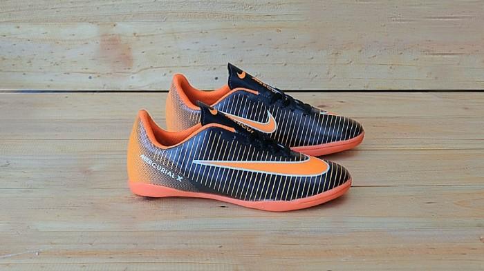harga Sepatu futsal anak nike mercurial orange premium vietnam size.32-37 Tokopedia.com