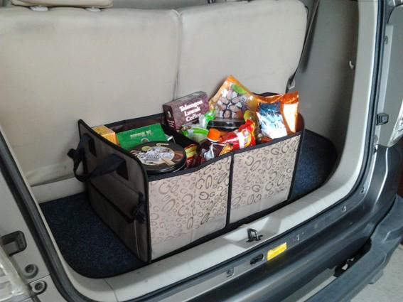 harga Car box rak mobil car trunk organizer bagasi mobil Tokopedia.com