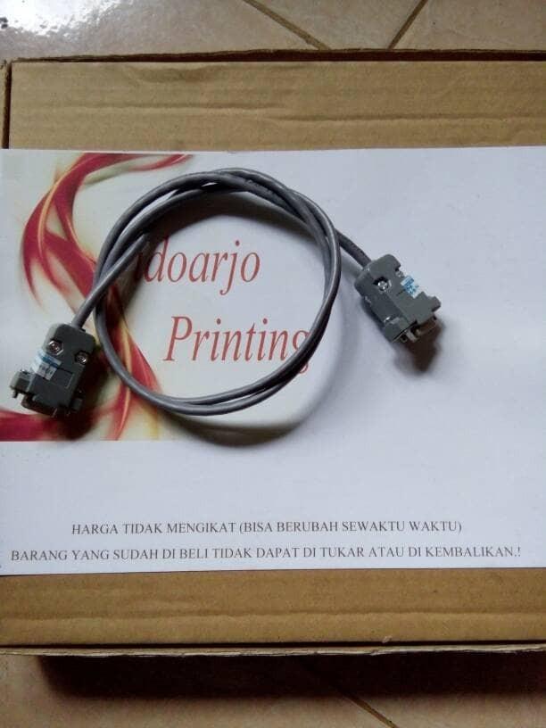 harga Kabel serial db9 rs232 kabel serial rs232 db9 install ulang mikrotik Tokopedia.com