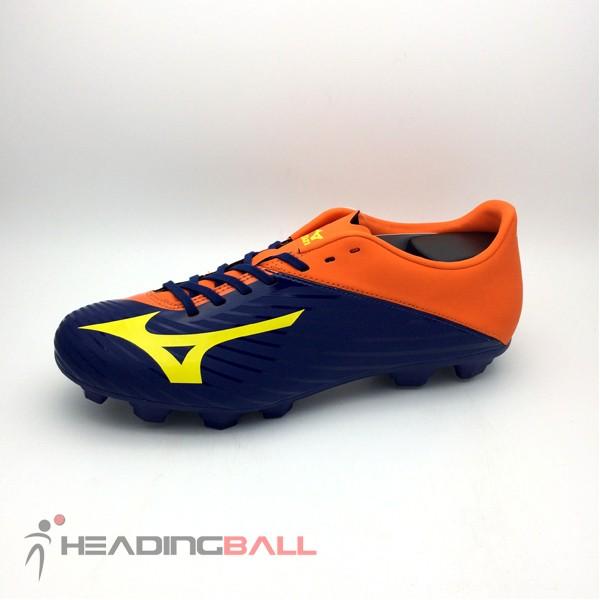 Sepatu Bola Mizuno Original Basara 103 MD Navy Orange P1GA176454 BNIB b78f825407