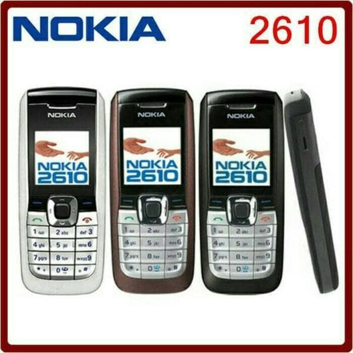 harga Nokia 2610 new hp jadul murah Tokopedia.com