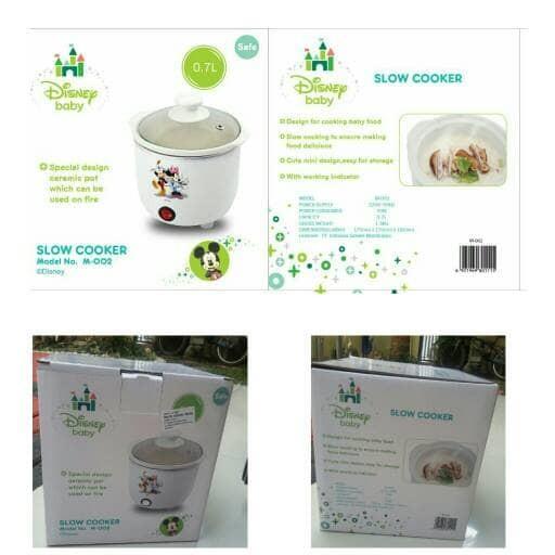 harga Rice cooker slow iq baby /disney baby model m002 Tokopedia.com