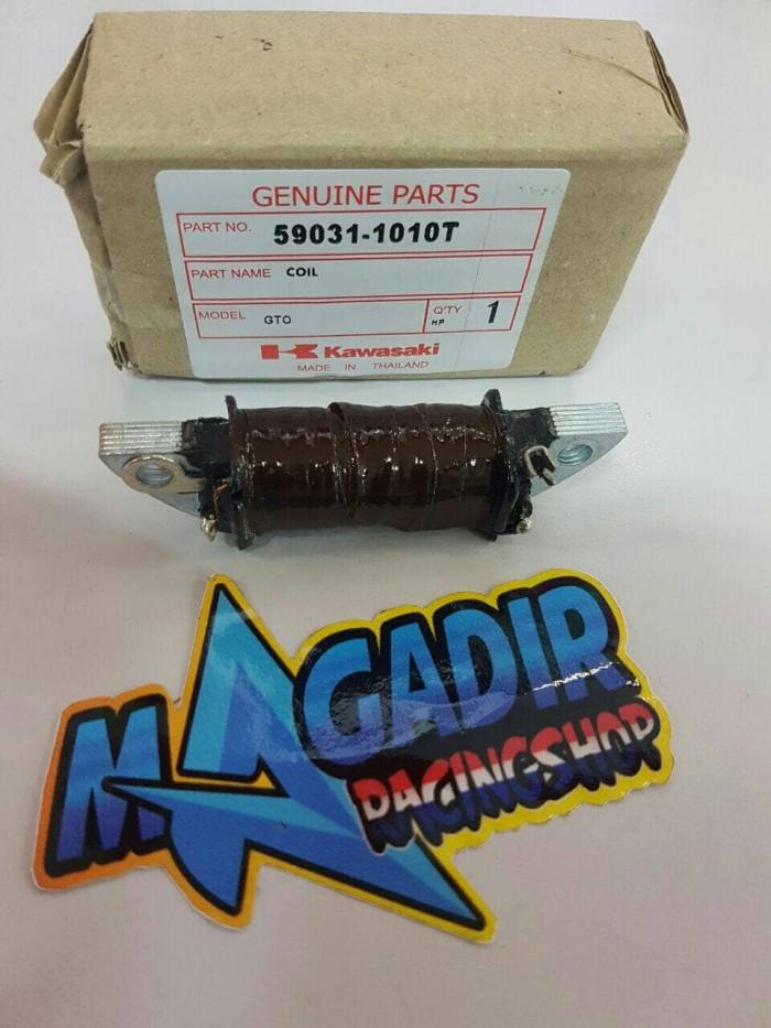 harga Spul/spull cdi pengapian ac ninja r old/lama original kawasaki Tokopedia.com