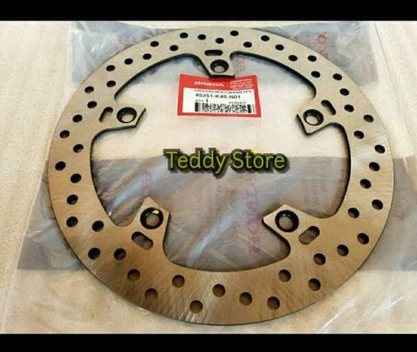 harga Piringan cakram depan disk brake honda all new cb 150r cbr k45g k45a Tokopedia.com