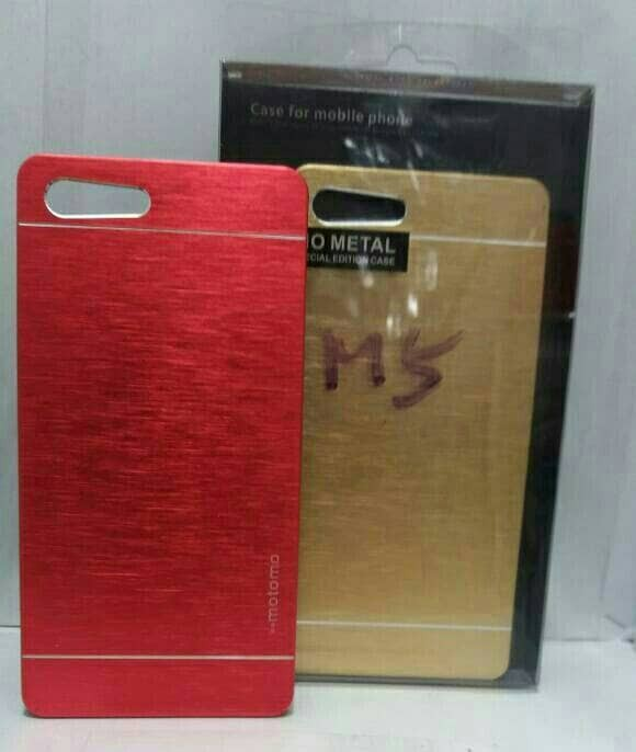 Motomo Metal Case SONY XPERIA M5 (Alumunium/Hardcase/Hard)