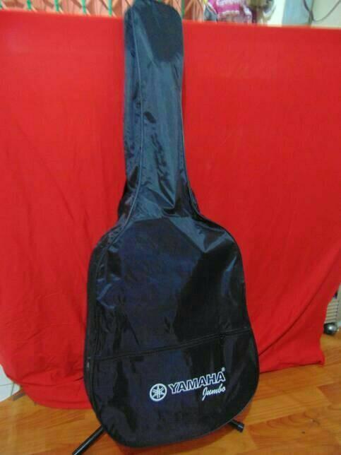 harga Tas gitar jumbo akustik Tokopedia.com