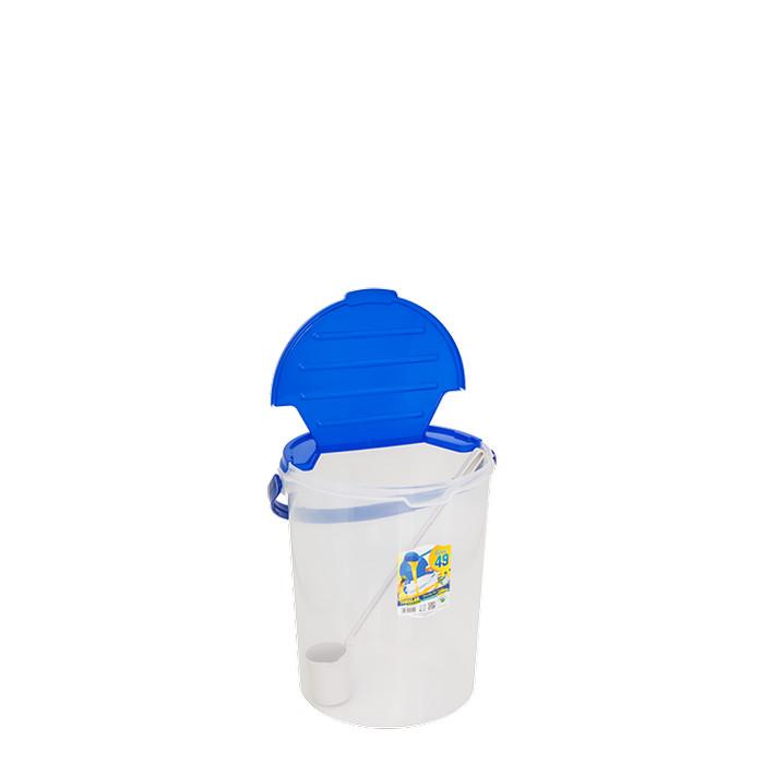 harga Aquarium es buah 49 liter green leaf / toples plastik + gayung Tokopedia.com