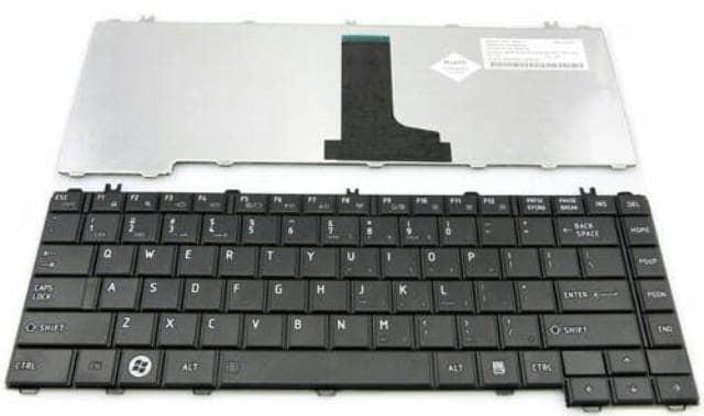 harga Keyboard laptop toshiba satellite l645 l600 l645d l635 l630 l640 l640d Tokopedia.com