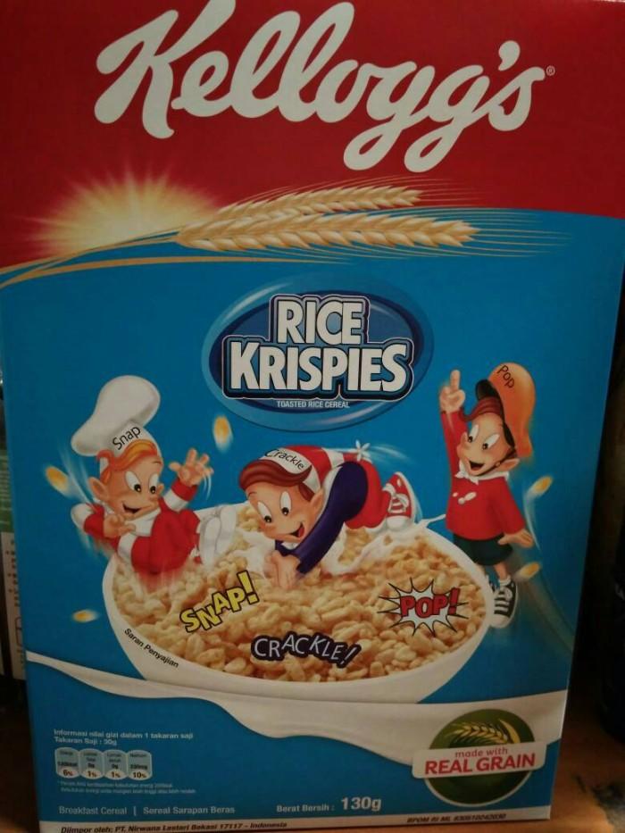 harga Kellogs rice krispies 130gr Tokopedia.com