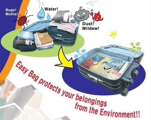 harga Vacuum bag vacum plastik isi 8pc bonus pompa vakum storage tas pakaian Tokopedia.com