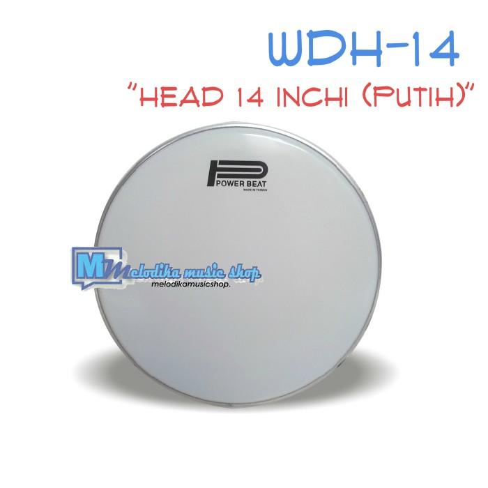harga Kulit drum head 14 inchi untuk drum marching band & perkusi Tokopedia.com