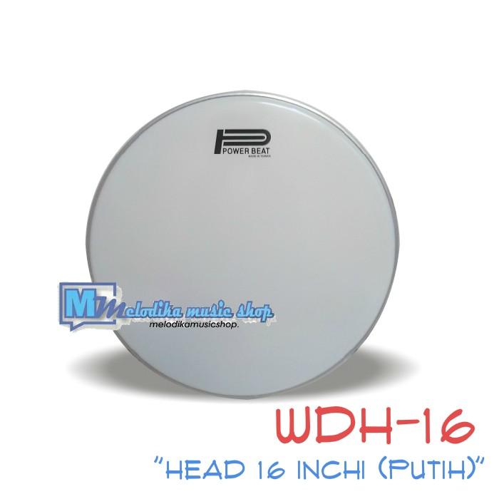 harga Kulit drum head 16 inchi untuk drum marching band & perkusi Tokopedia.com