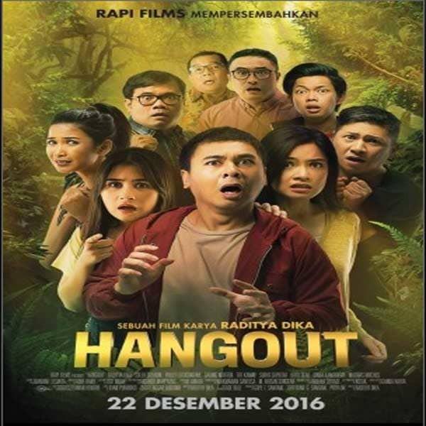 harga Dcu - hangout ( dvd original ) baru Tokopedia.com