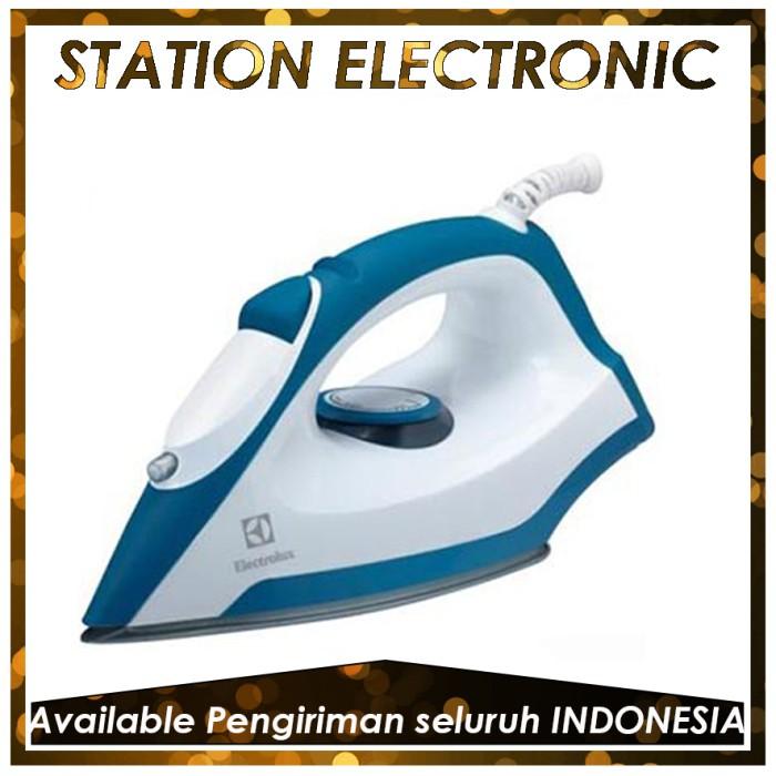 harga Electrolux edi 2004 blue dry iron/setrika [300 watt] Tokopedia.com