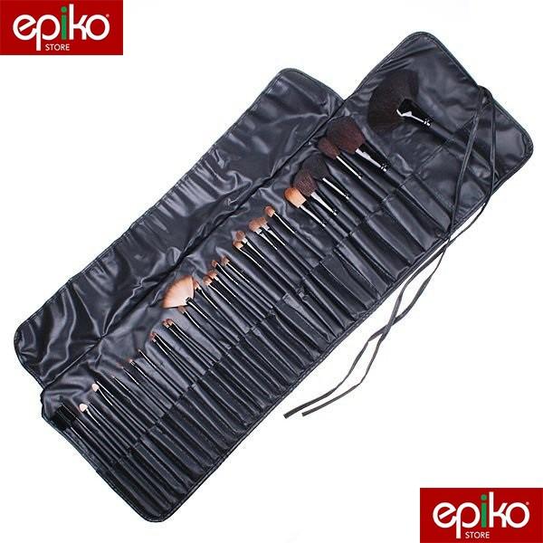 harga Kuas make up/ professional cosmetic make up brush 32 set + bonus case Tokopedia.com