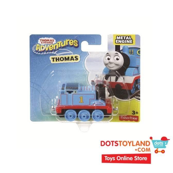 harga Thomas & friends adventure series thomas die cast Tokopedia.com
