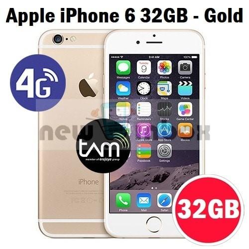 Jual APPLE IPHONE 6 32GB - GOLD - GARANSI RESMI APPLE INDONESIA (TAM ... abb8a4d92a