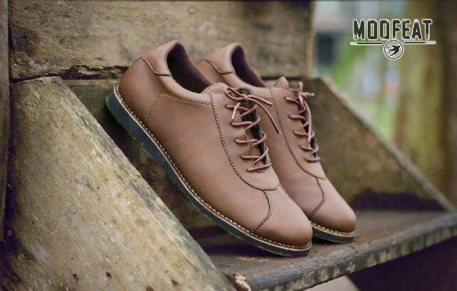 harga Sepatu low boots pria casual moofeat original Tokopedia.com