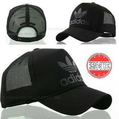 ... promo code for topi pria trucker snapback adidas black dipilihaja shop  a7a40 35b24 8079115258