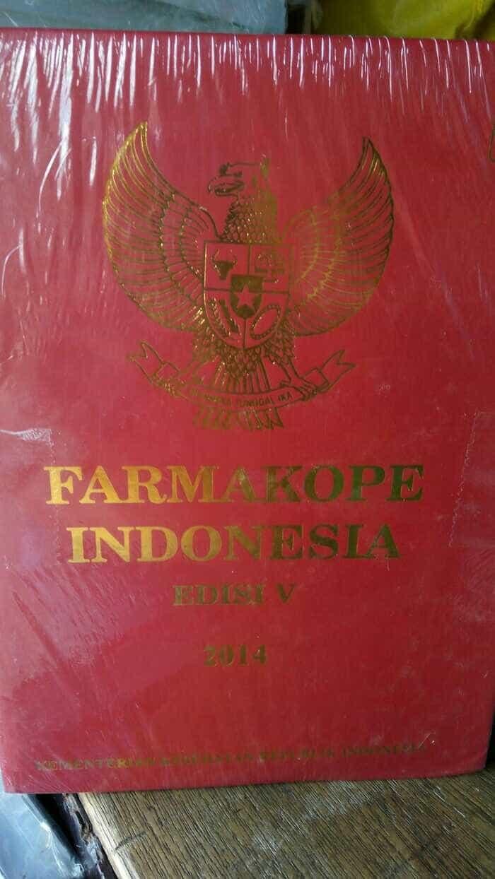 harga Farmakope edisi kelima.tahun 2014.ada 2 buku. Tokopedia.com
