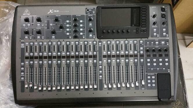 harga Digital mixer behringer x32 Tokopedia.com