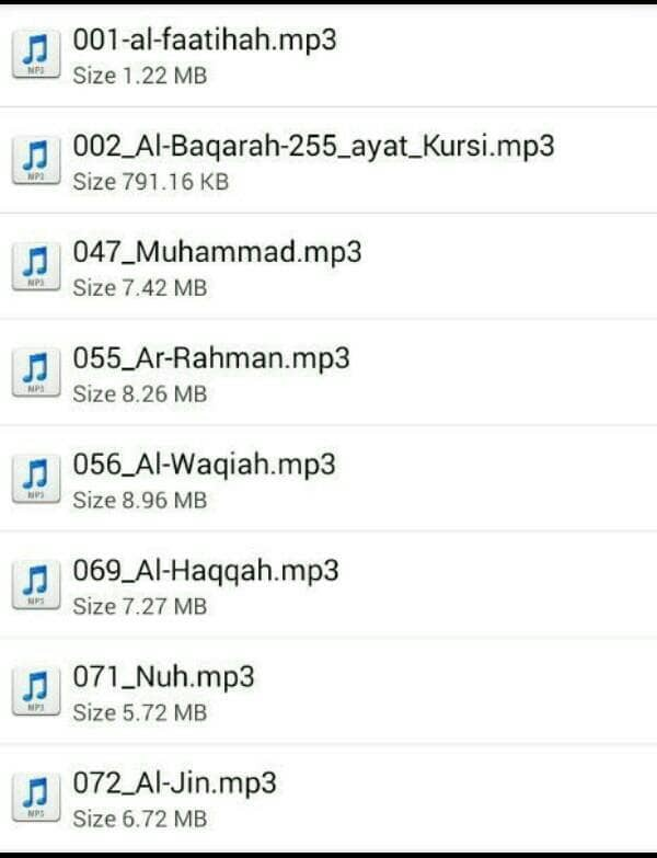 Jual Quran murottal Muhammad thaha al junayd mp3 - Kab  Purwakarta - Farhan  store pwkta | Tokopedia