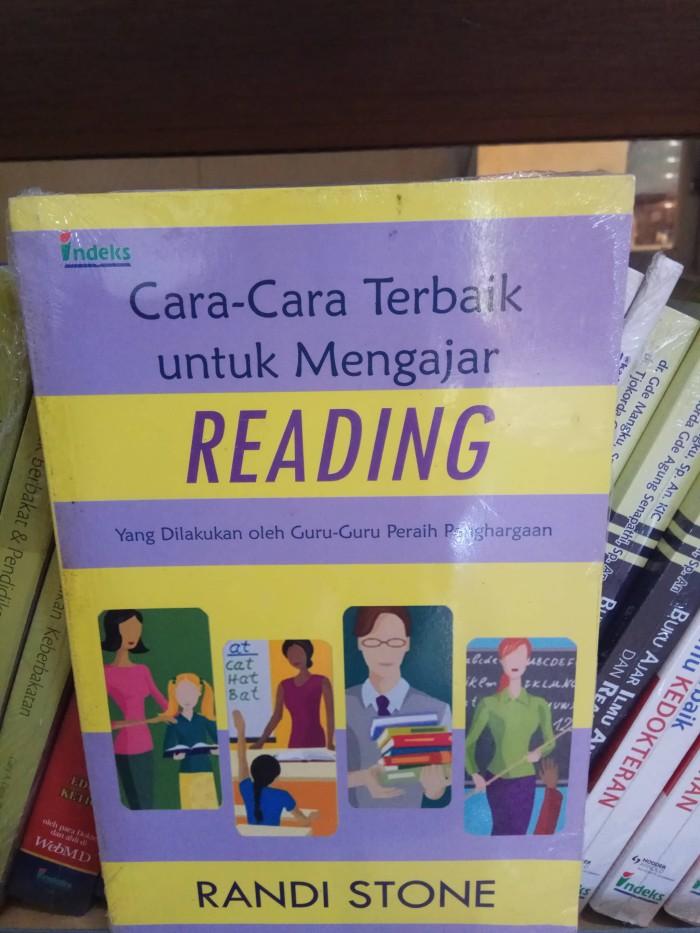 harga Cara cara terbaik untuk mengajar reading-randi stone Tokopedia.com