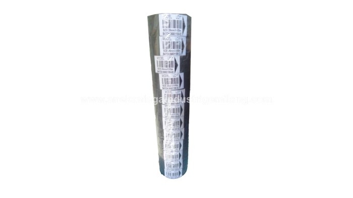 TERMURAH BEST Ribbon Tape 25 mm x 100 m LC1* tinta pita mesin coding