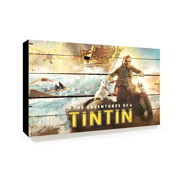 harga Poster art tintin Tokopedia.com
