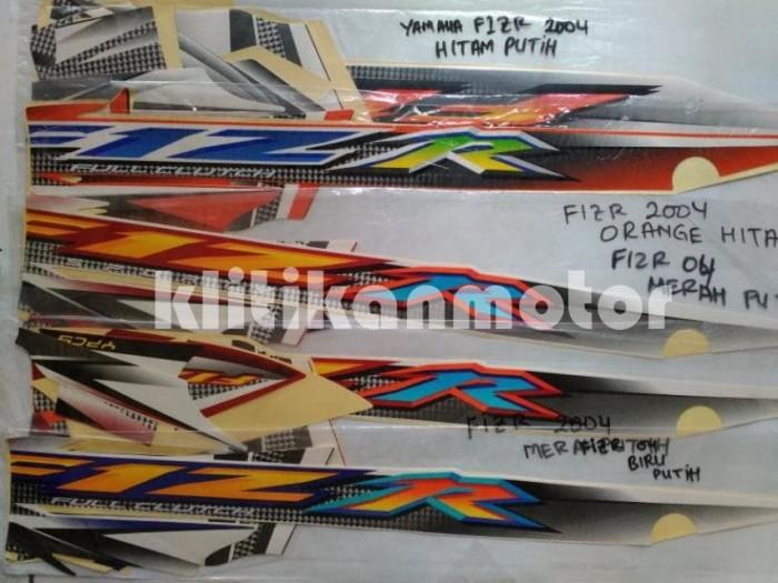 harga Stiker lis striping stripping motor yamaha fizr f1zr 2004 Tokopedia.com