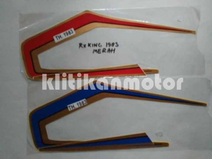 harga Stiker lis striping stripping yamaha rxking rx king 1983 Tokopedia.com