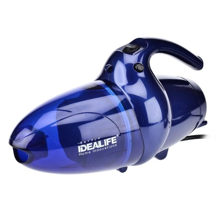harga Vacum cleaner idealife 130 bisa blower kucing untuk rumah dan mobil Tokopedia.com