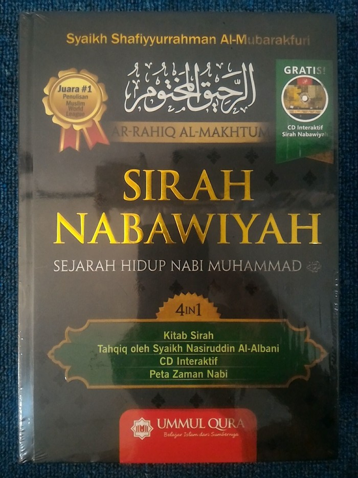 harga Sirah nabawiyah - shafiyurrahman al-mubarakfuri Tokopedia.com