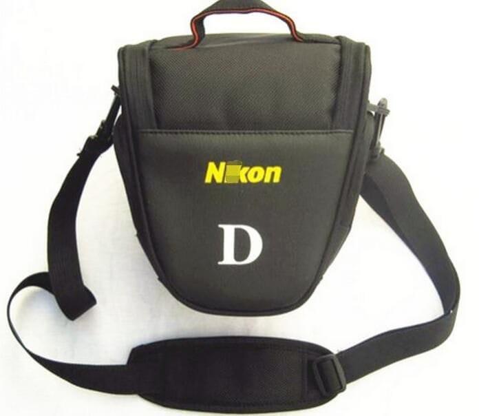 harga Tas selempang kamera slr segitiga canon nikon d Tokopedia.com