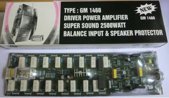 harga Driver power apex b900 plus pcb final balance input speaker protector Tokopedia.com