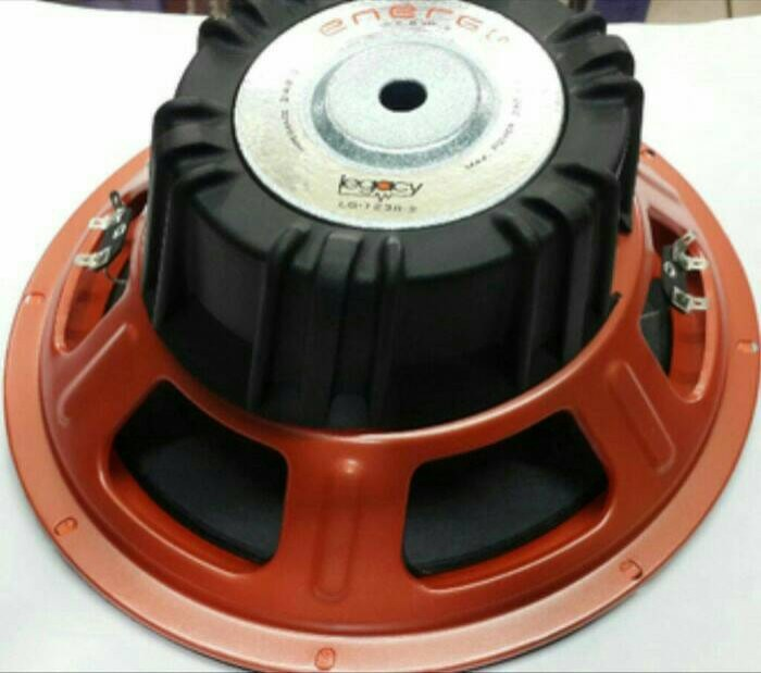 harga Speaker 12 inch subwoofer legacy lg 1238 350 watt double coil Tokopedia.com