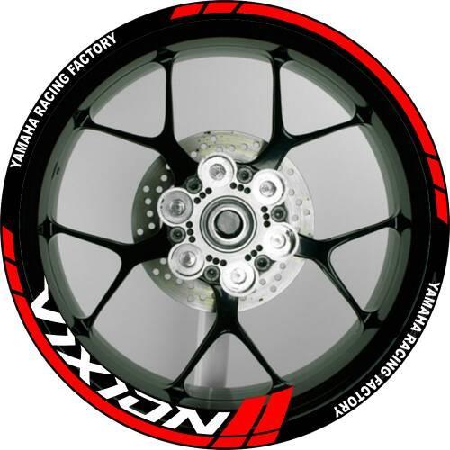 harga Stiker velg motor new vixion yamaha racing factory merah ring 17 Tokopedia.com