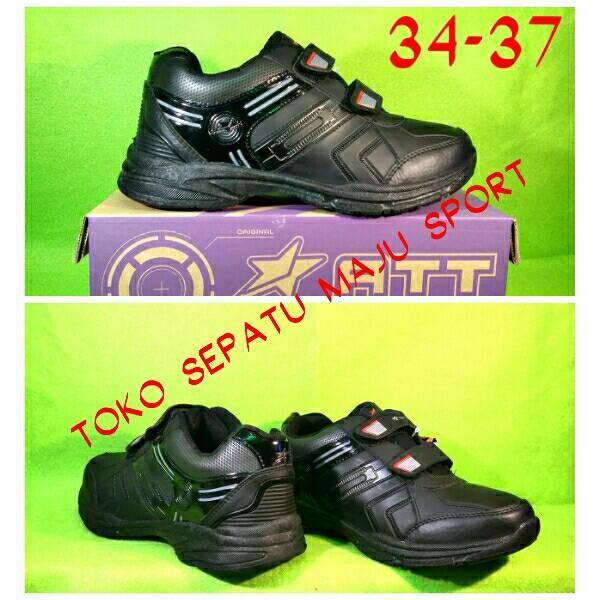 harga Sepatu anak original att lst 932 v/sekolah/smp/sd/cewek/cowok Tokopedia.com