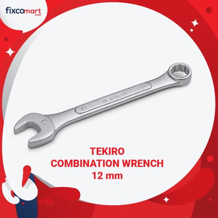 harga Tekiro kunci ring pas 12 mm / kunci kombinasi Tokopedia.com