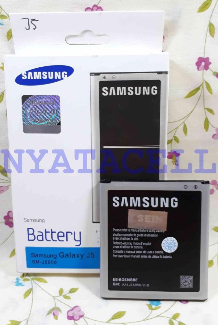 Foto Produk Baterai Original 100% Samsung Galaxy J5 J500 /Ori/Batre/Sein/ dari NYATACELL